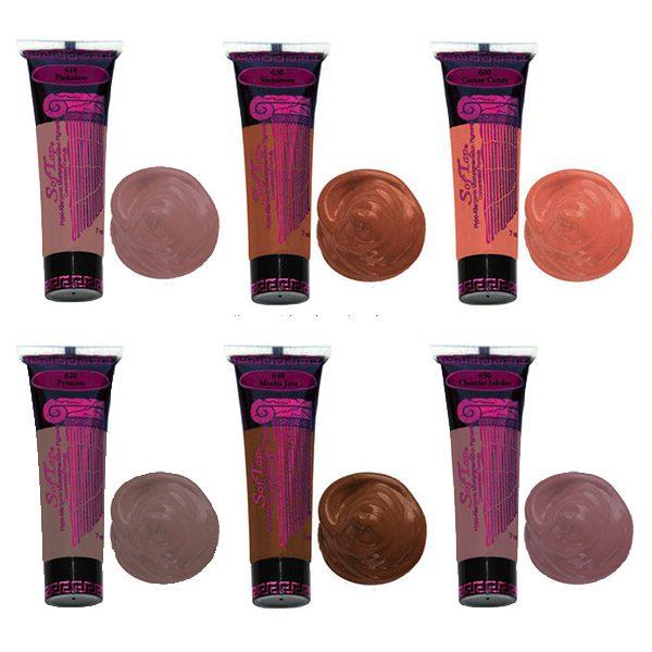 dermocolor pigments softap areole