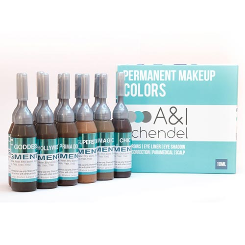 ADI Pigments Sourcils